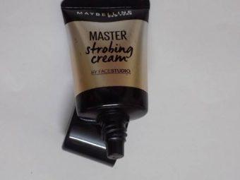 Maybelline New York Facestudio Master Strobing Cream -Amazing outcome-By ipsita_ipsi