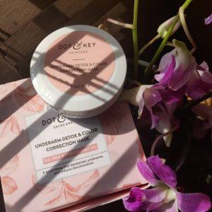 Dot & Key Underarm Detox & Color Correction Mask -Perfect for pigmented underarm-By teresa_thomas