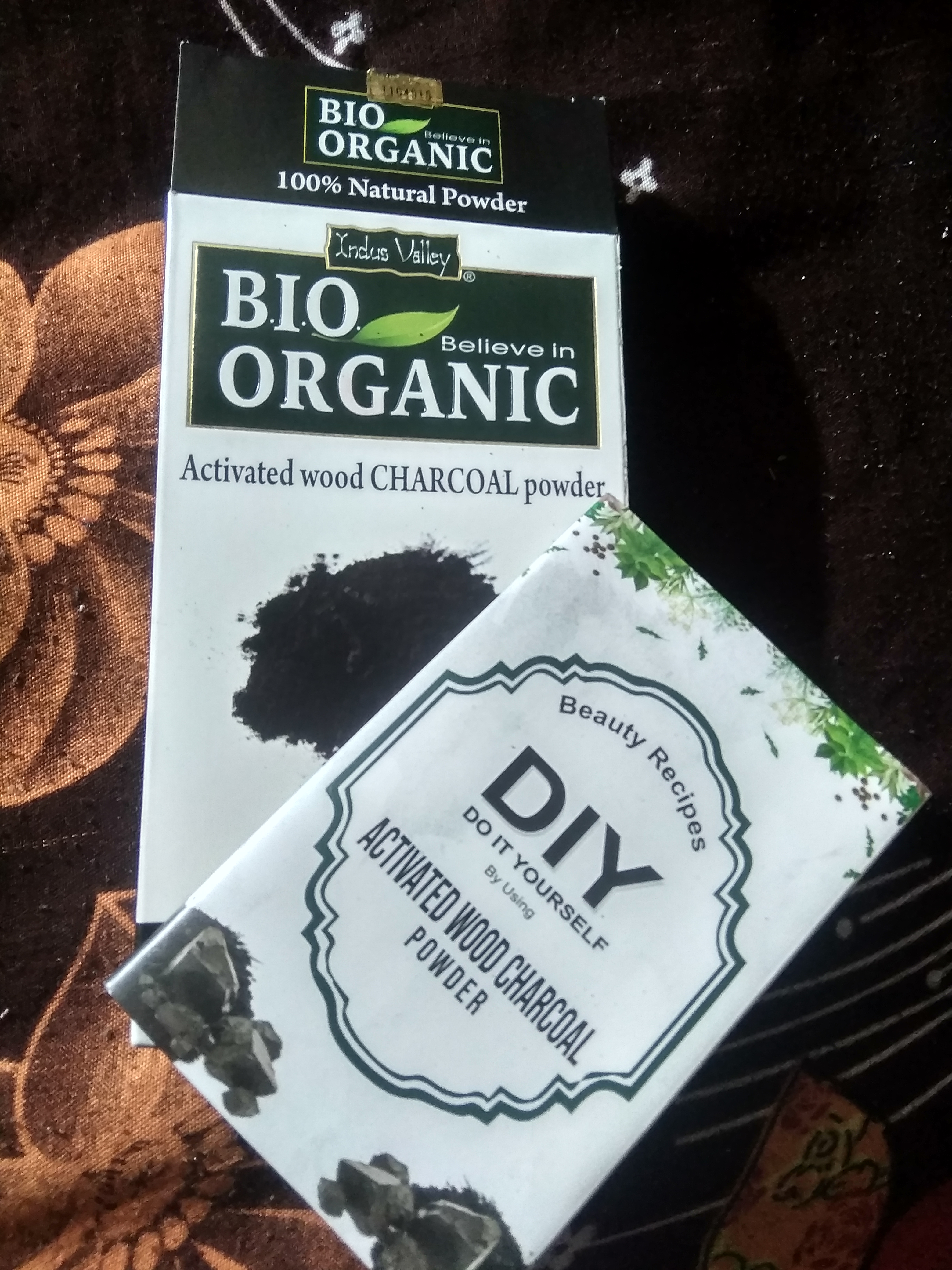 Indus Valley 100% Natural Activated Charcoal Powder-Best charcoal powder-By sh0908wetan-2
