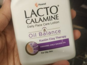 Lacto Calamine Oil Balance Lotion (For Oily Skin) -Good for sensitive skin-By swareena