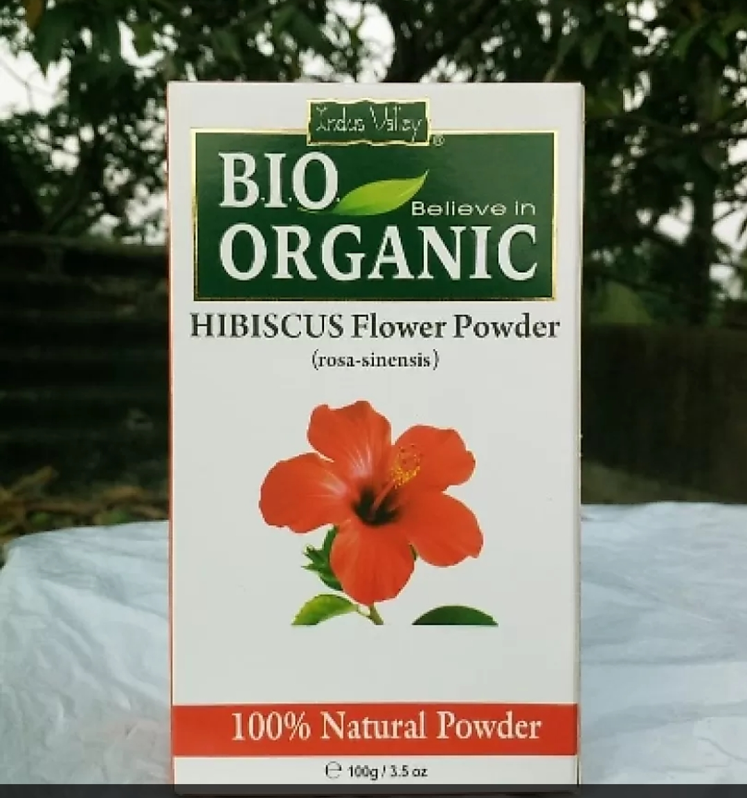 Indus Valley Bio Organic Hibiscus Powder -Very good product-By anuk