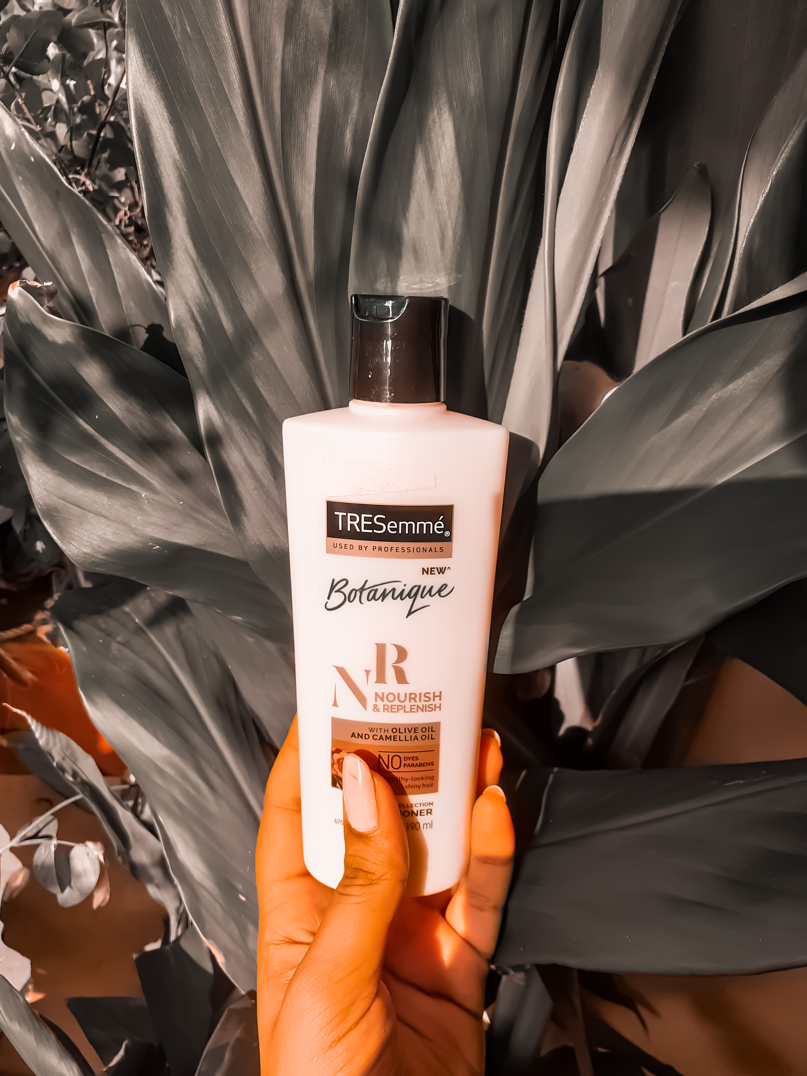 Tresemme Botanique Nourish And Replenish Conditioner-My all time favorite conditioner!!-By theleogirl