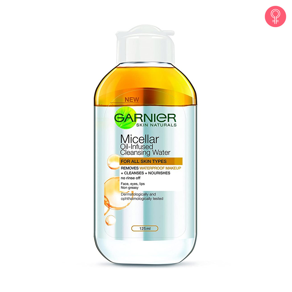 Garnier Skin Naturals Micellar Oil Infused Cleansing Water