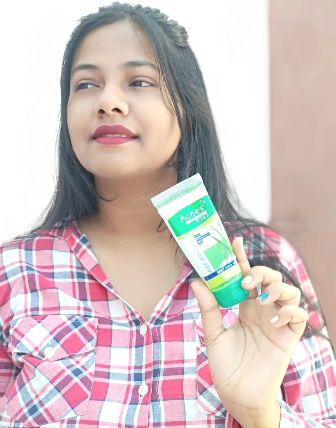 Acnes Skin Soothing Gel-Favorite-By ordinary_girl