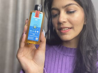Vegebaby Natural Cold Pressed Extra Virgin Flaxseed Oil -Multi purpose flax seed oil-By srishty