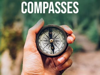 10 Best Compasses – Reviews And Buying Guide