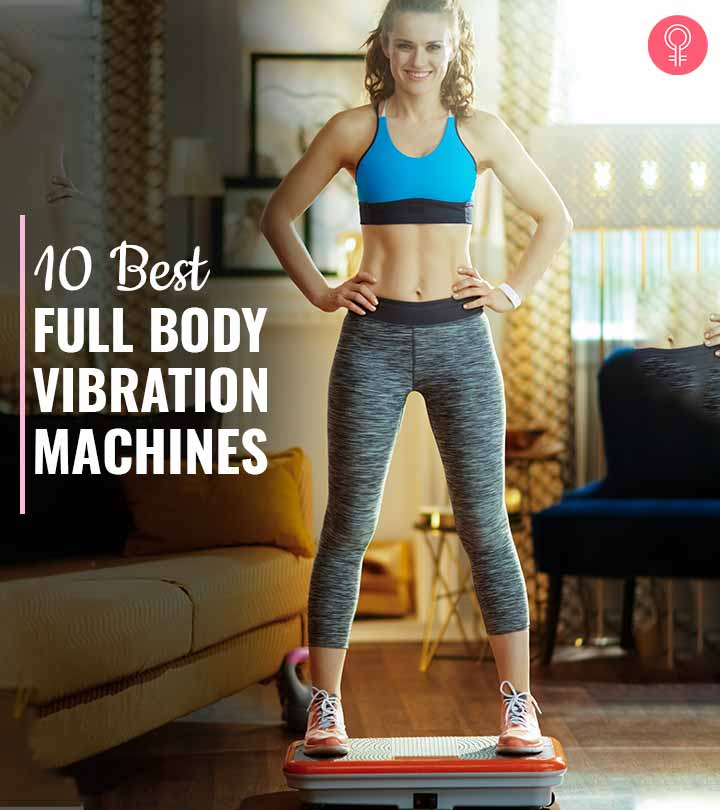 10 Best Full Body Vibration Machines
