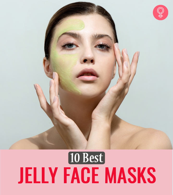 10 Best Jelly Face Masks To Try In 2020