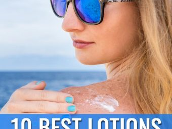 10 Best Lotions For Peeling And Sunburned Skin-1