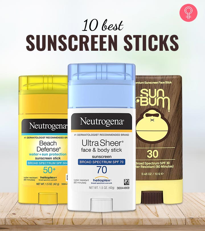 10 Best Sunscreen Sticks – 2020