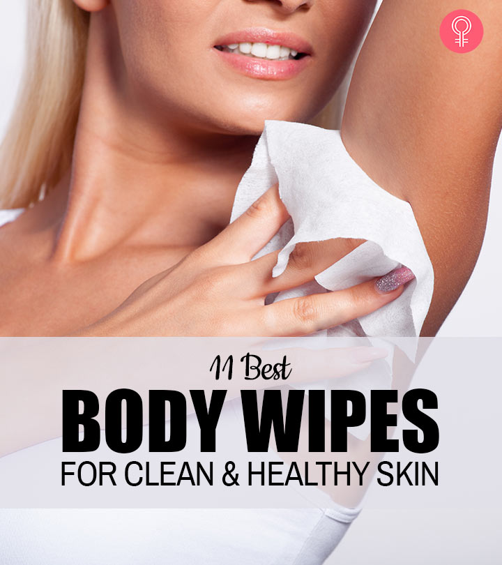 11 Best Body Wipes For Clean And Healthy Skin – Top Picks For 2020