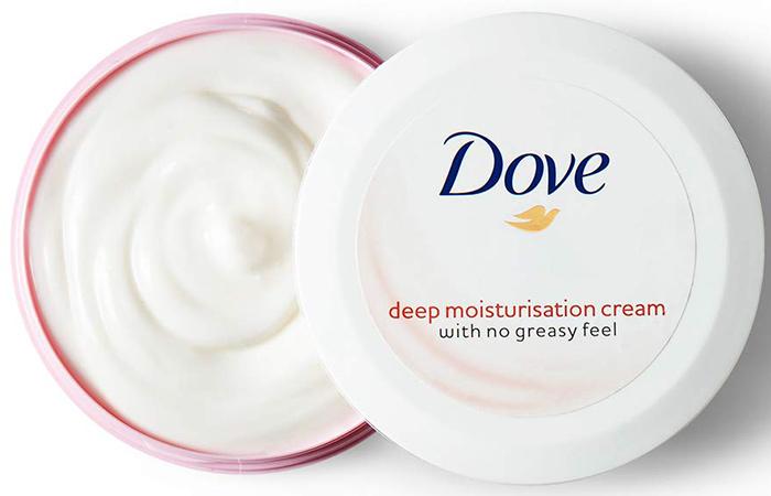 Dove Deep Moisturisation Cream