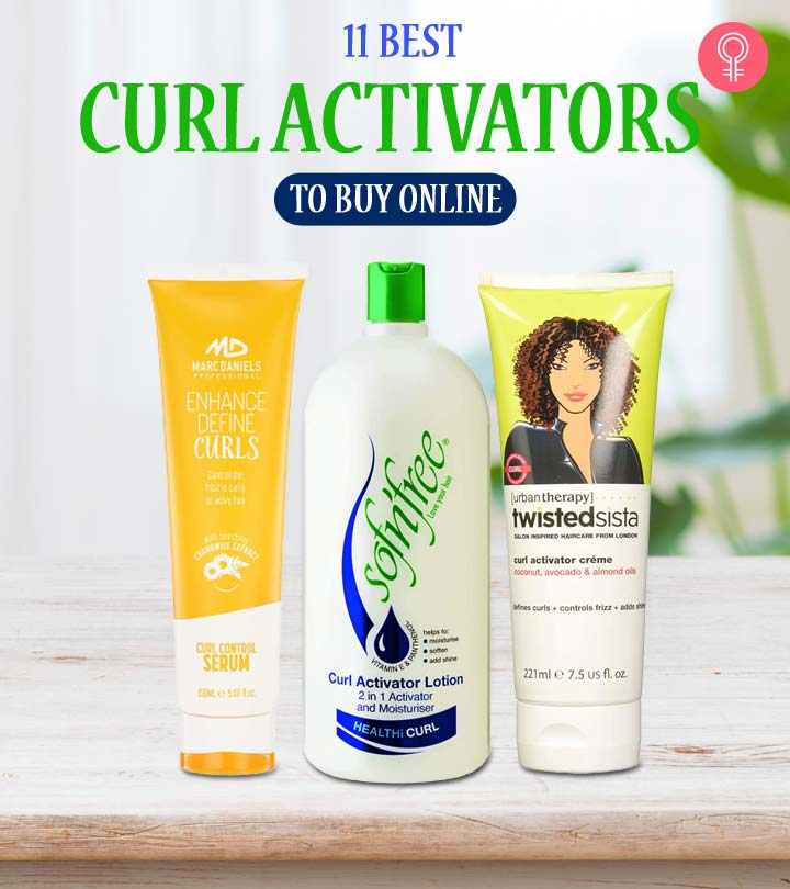 11 Best Curl Activators To Buy Online In 2020