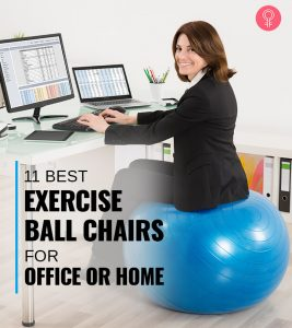 11 Best Exercise Ball Chairs Of 2020 For Better Posture