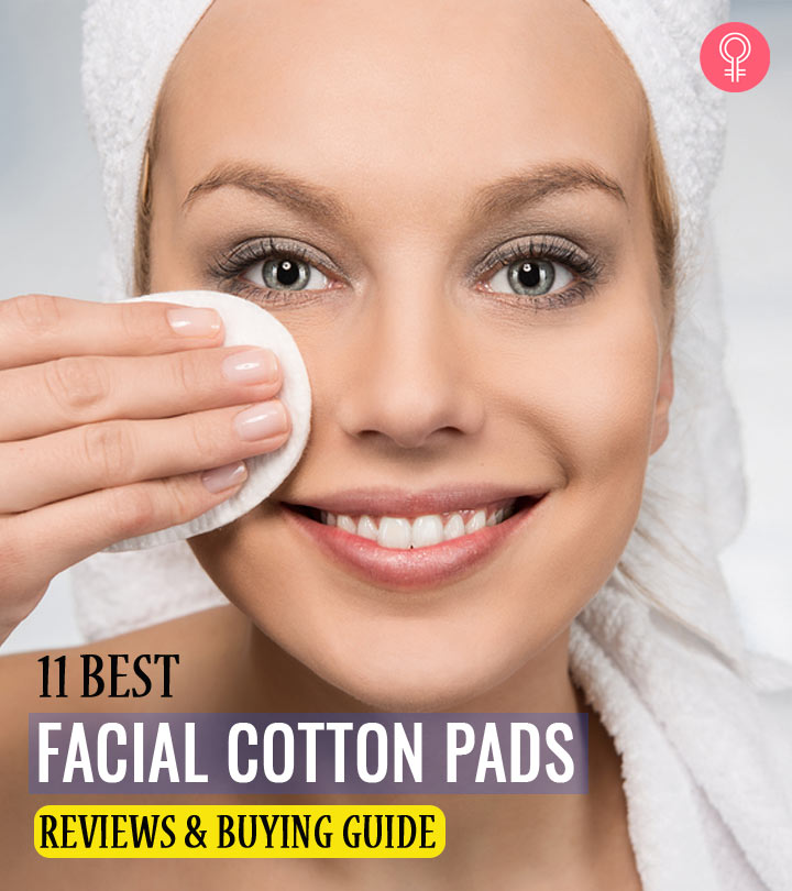 11 Best Facial Cotton Pads Of 2020 – Reviews And Buying Guide