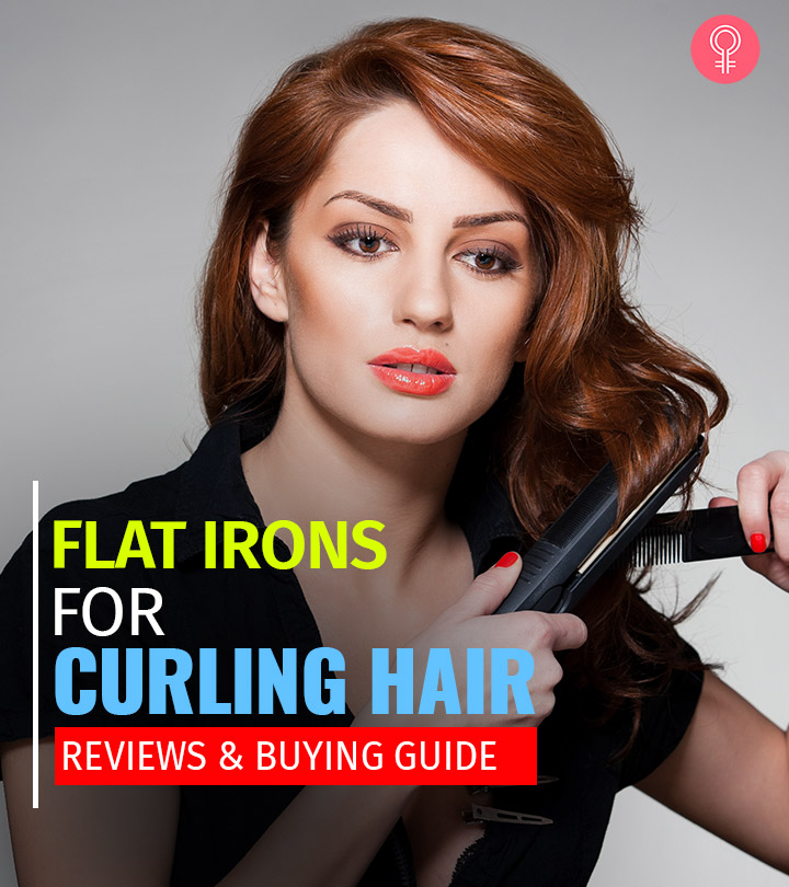 11 Best Flat Irons For Curling Hair – Reviews And Buying Guide