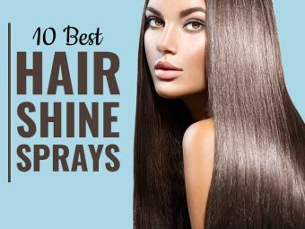 11 Best Hair Shine Sprays