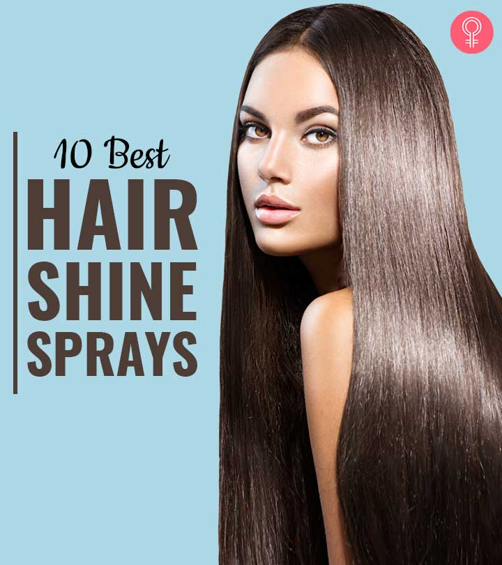 11 Best Hair Shine Sprays – 2020