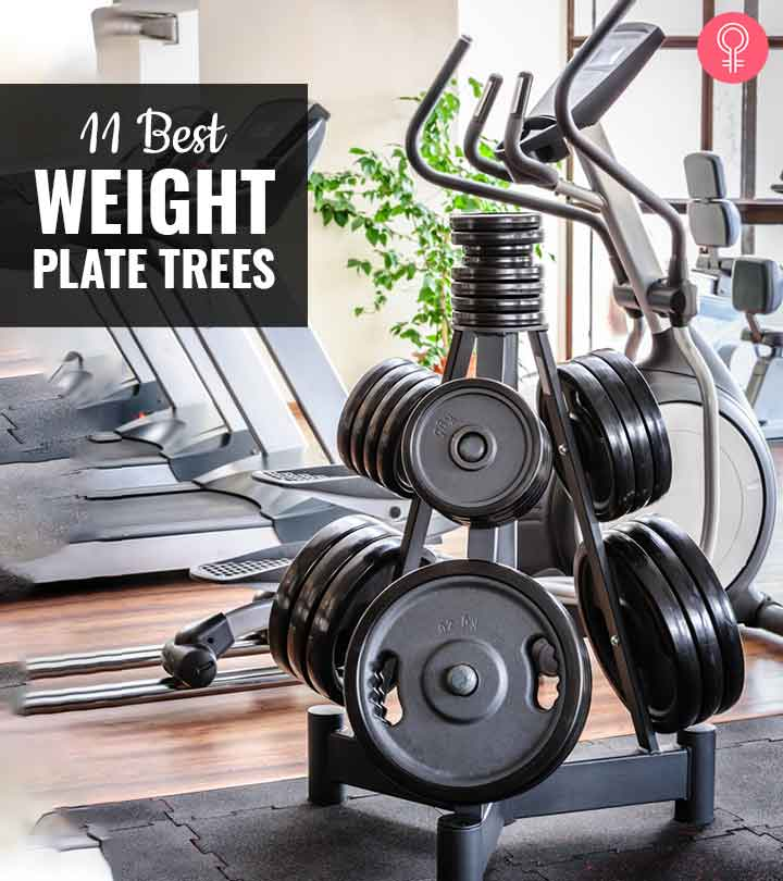 11 Best Weight Plate Trees