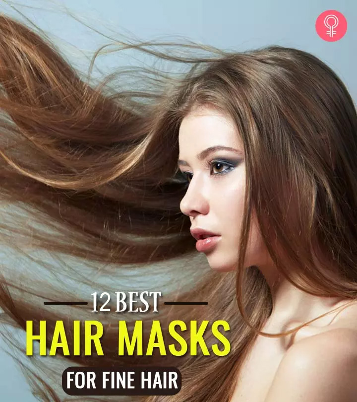 12 Best Hair Masks For Fine Hair you Must Try