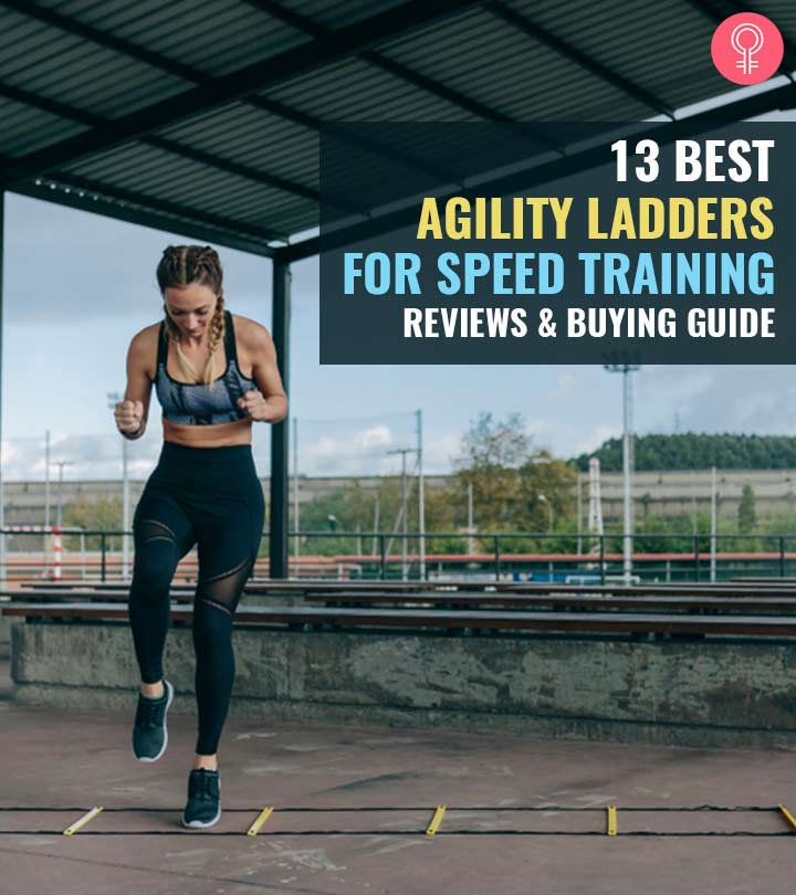 13 Best Agility Ladders For Speed Training – Reviews & Buying Guide