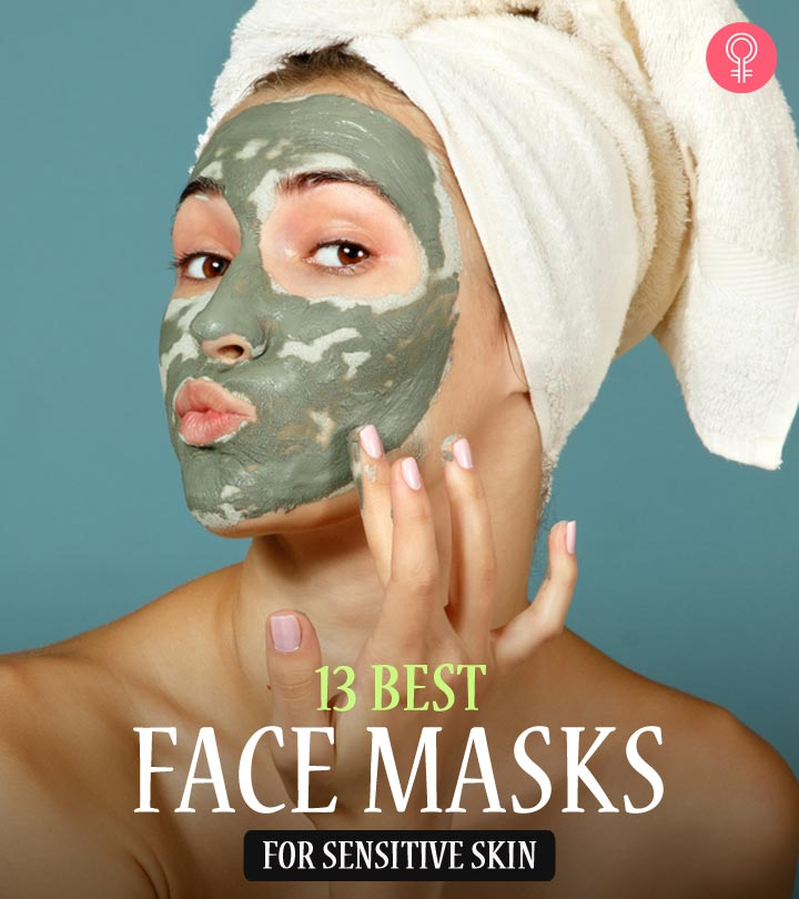 13 Best Face Masks (2020) For Sensitive Skin – Reviews And Buying Guide