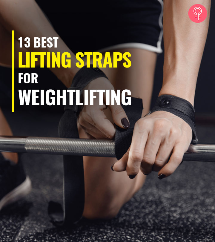 13 Best Lifting Straps Of 2020 – Reviews And Buying Tips