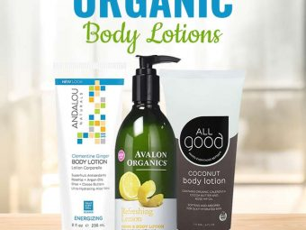 13 Best Organic Body Lotions – 2020