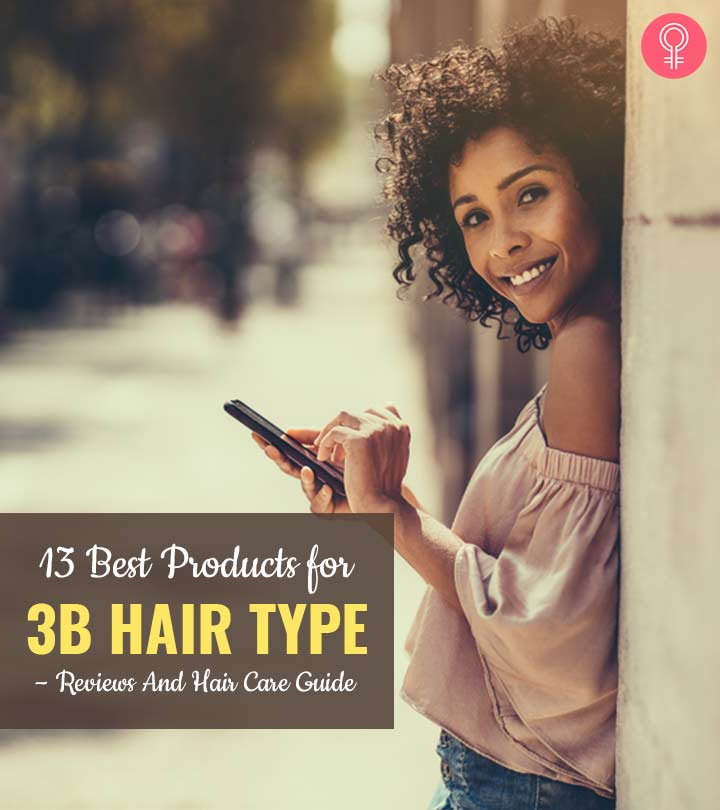 13 Best Products For 3B Hair Type – Reviews And Hair Care Guide