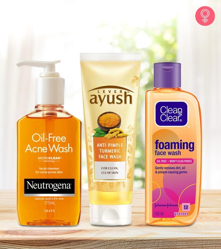 ব্রণ কমানোর জন্য ১৪টি সেরা ফেস ওয়াশ -14 Best Face Wash For Pimples In Bengali