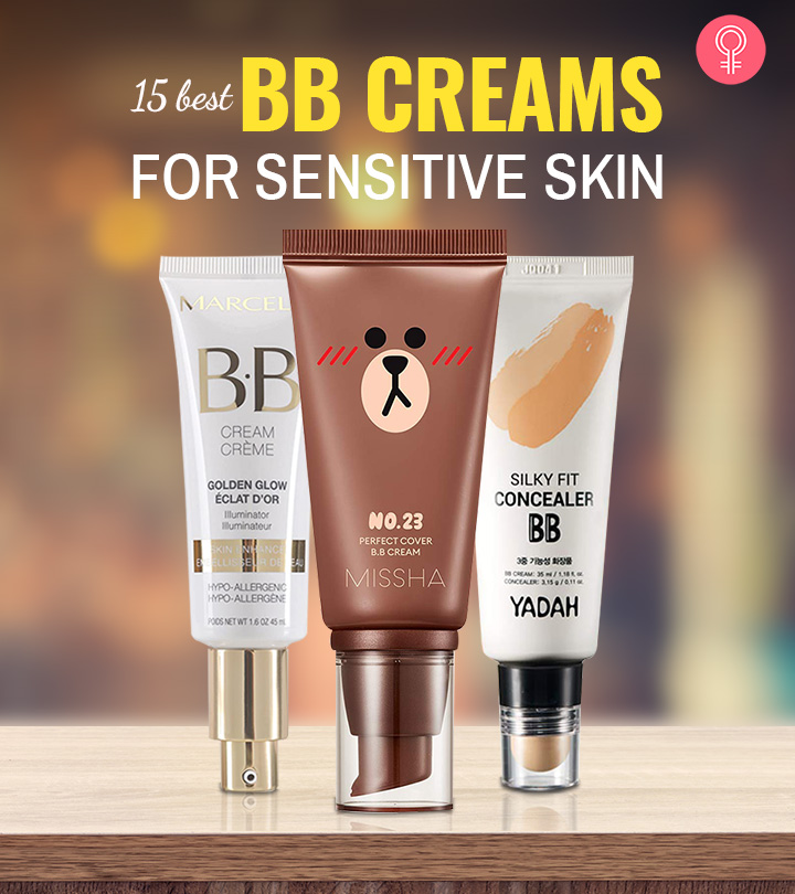 15 Best BB Creams For Sensitive Skin – Top Picks For 2020