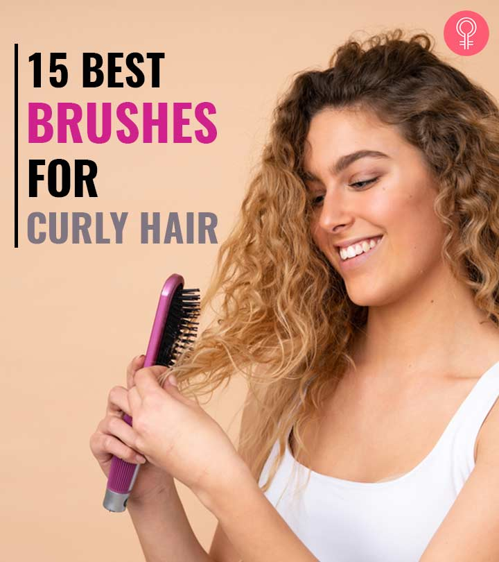 15 Best Brushes For Curly Hair