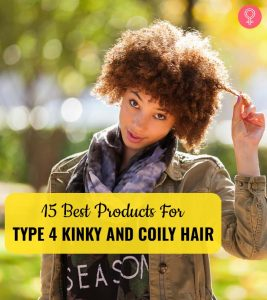 15 Best Products For Type 4 Kinky And Coily Hair