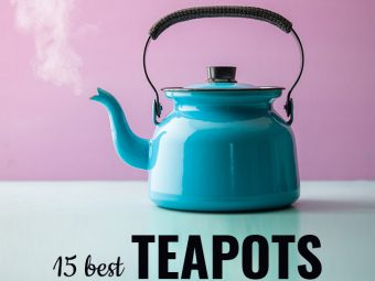 15 Best Teapots Of 2020 For Brewing Tea Banner