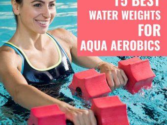 15 Best Water Weights For Aqua Aerobics
