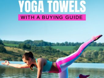 15 Best Yoga Towels Of 2020 – A Complete Buying Guide