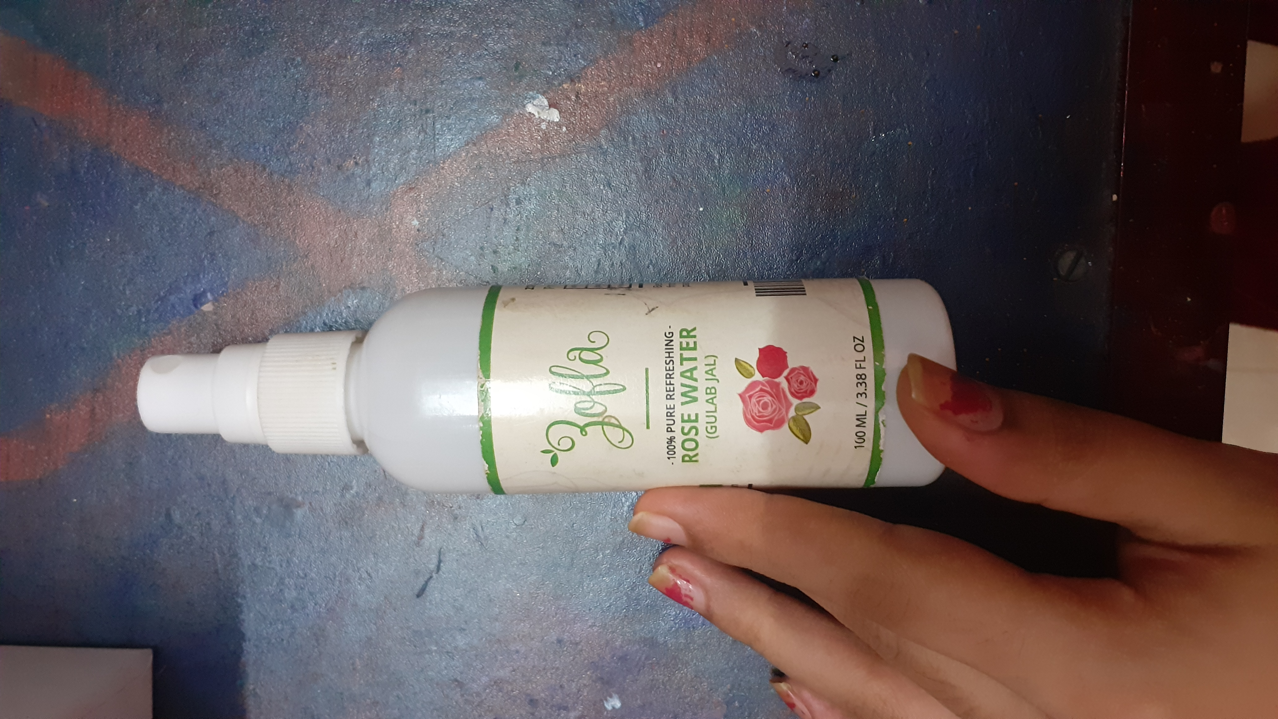 Zofla Natural and Pure Rose Water (Gulab Jal)-I like it-By shilpasunil_-2