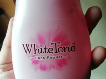 White Tone Face Powder -Must buy-By ferminnoushad