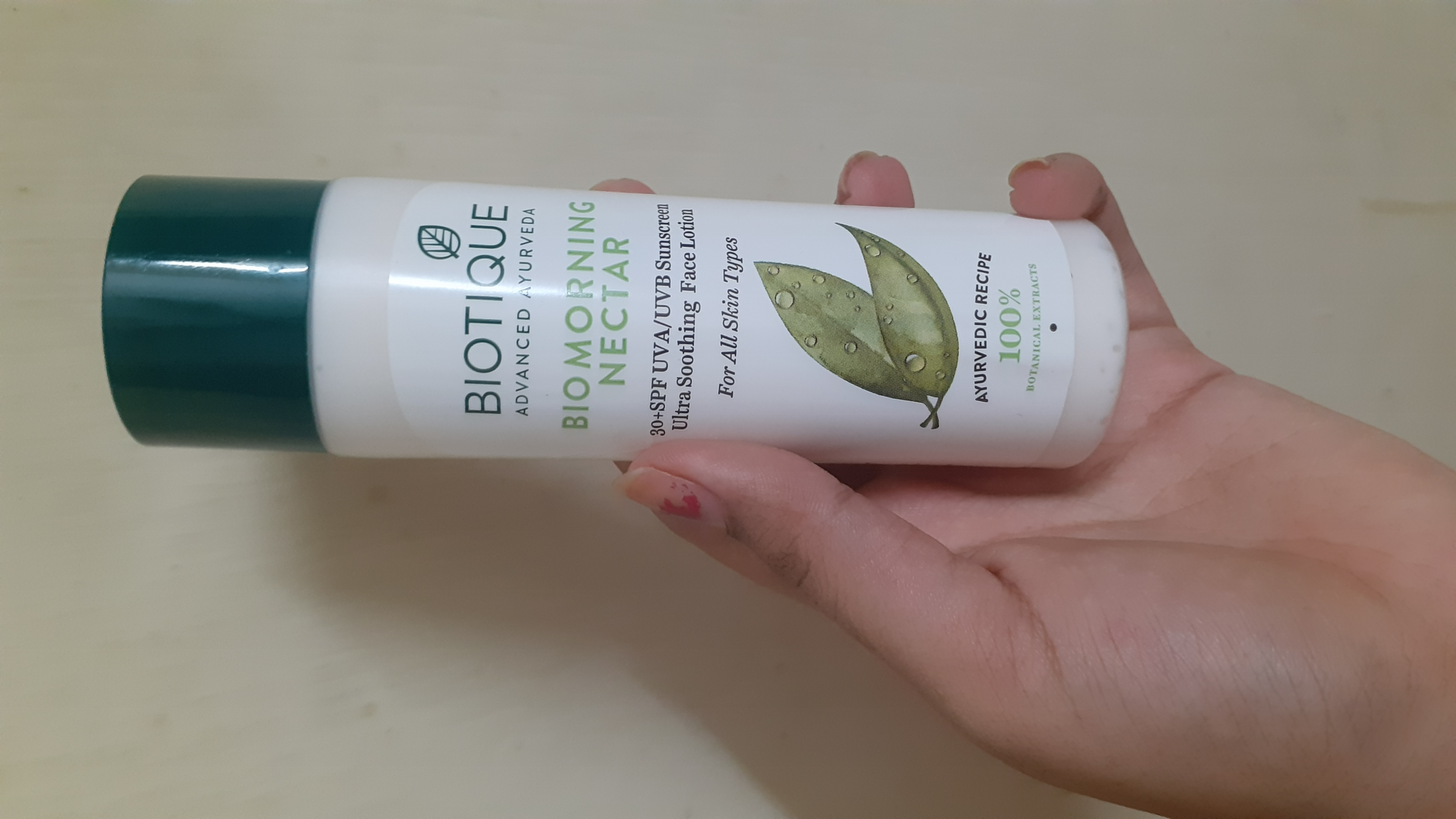 Biotique Morning Nectar Flawless Skin Lotion-Good-By shilpasunil_