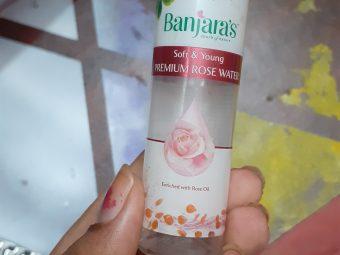 Banjara's Premium Rose Water -I like it-By shilpasunil_