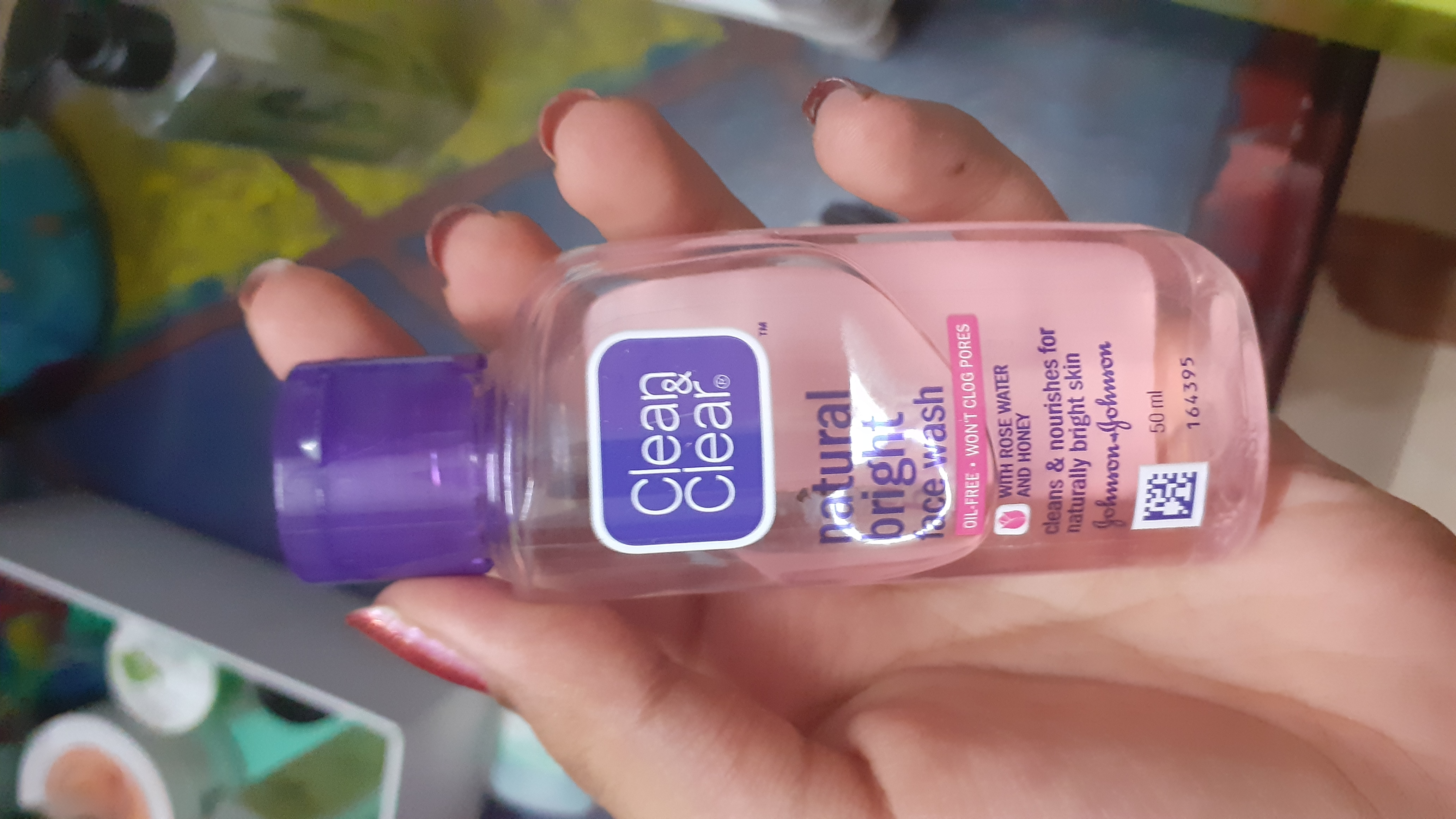 Clean & Clear Natural Bright Face Wash-Good for daily use-By shilpasunil_