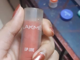 Lakme Lip Love Lip Care -A good tint-By shilpasunil_