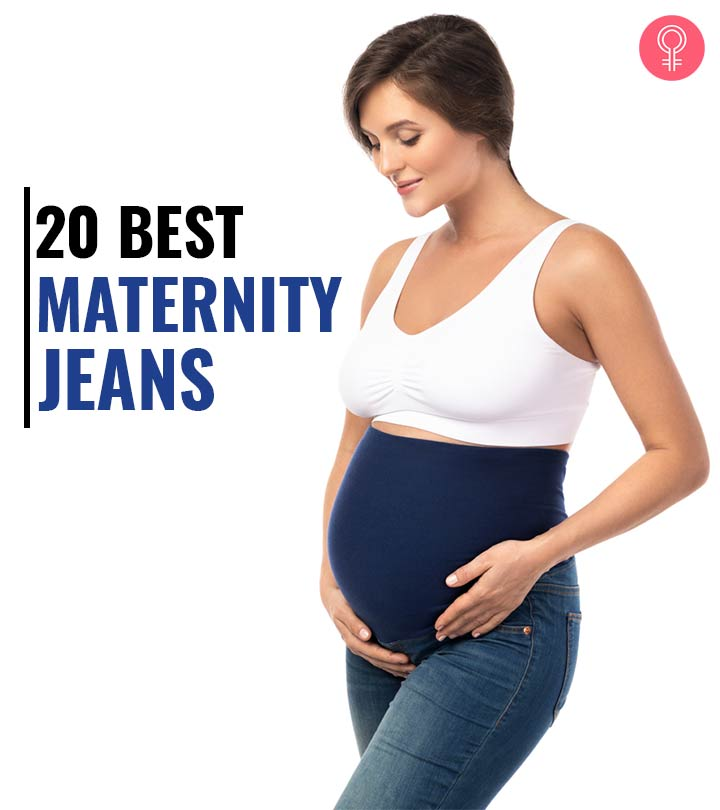 20 Best Maternity Jeans