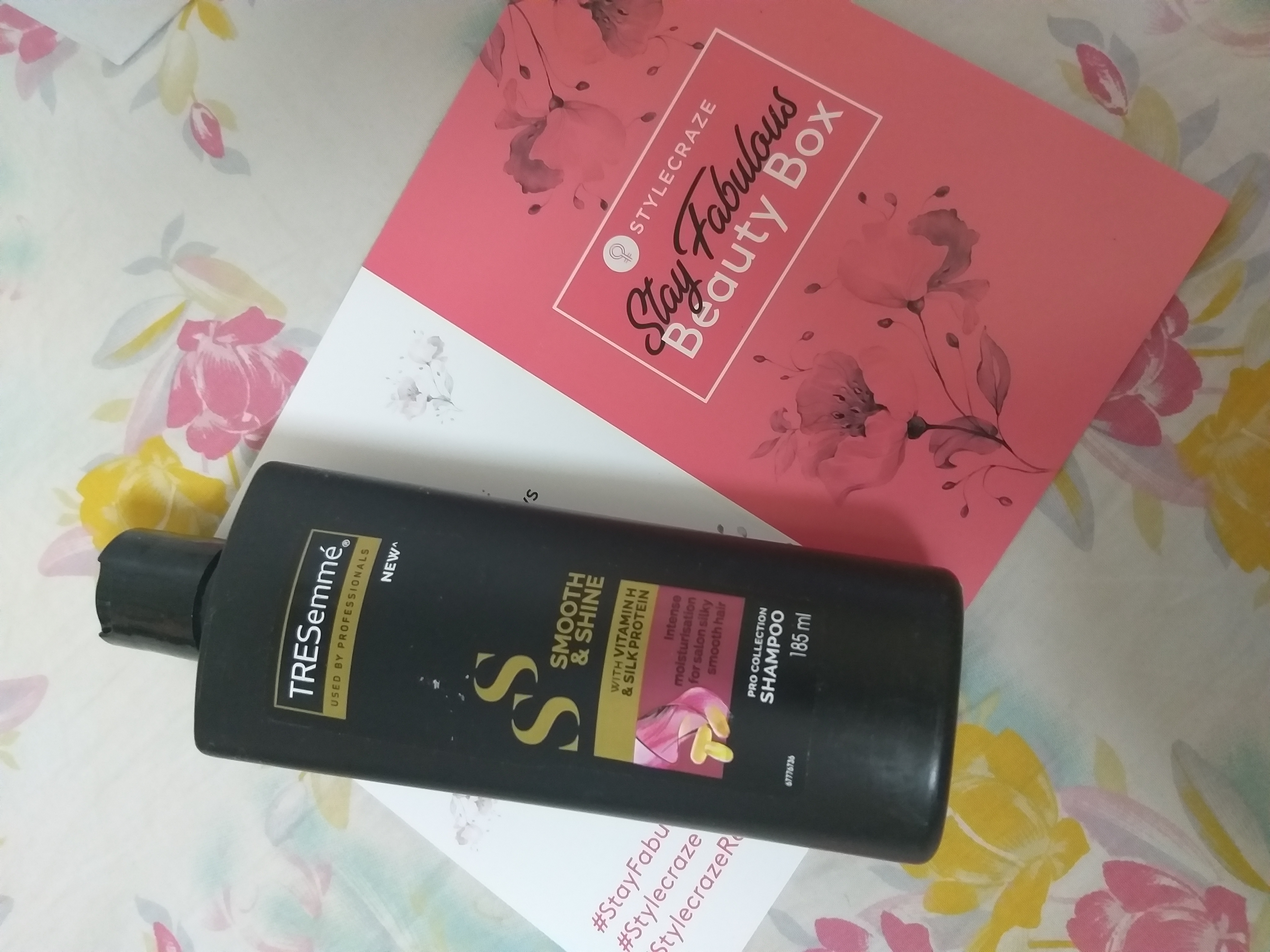 Tresemme Smooth And Shine Shampoo-Smoother and Softer hair indeed!-By beauty_mommies-2