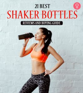21 Best Shaker Bottles – Reviews And Buying Guide