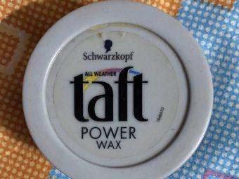 Schwarzkopf Taft Power Wax -Unisex power wax-By shachi_sharma