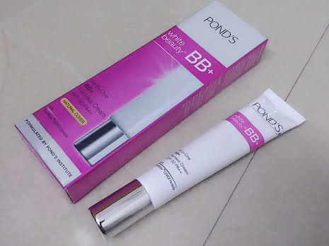 Pond's White Beauty BB+ Fairness Cream-Ponds white bb cream-By bharti_jain1