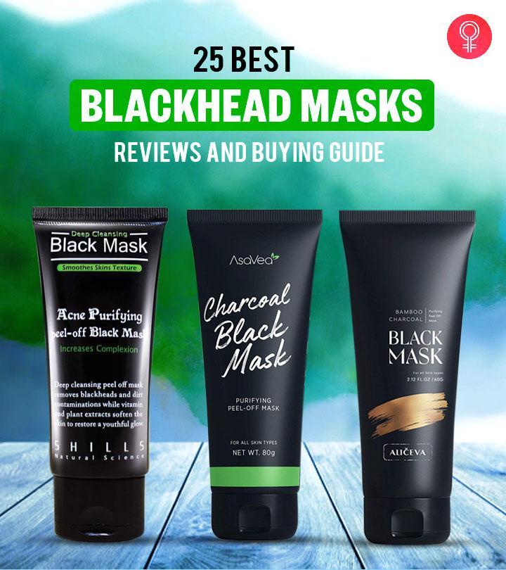25 Best Blackhead Masks of 2021