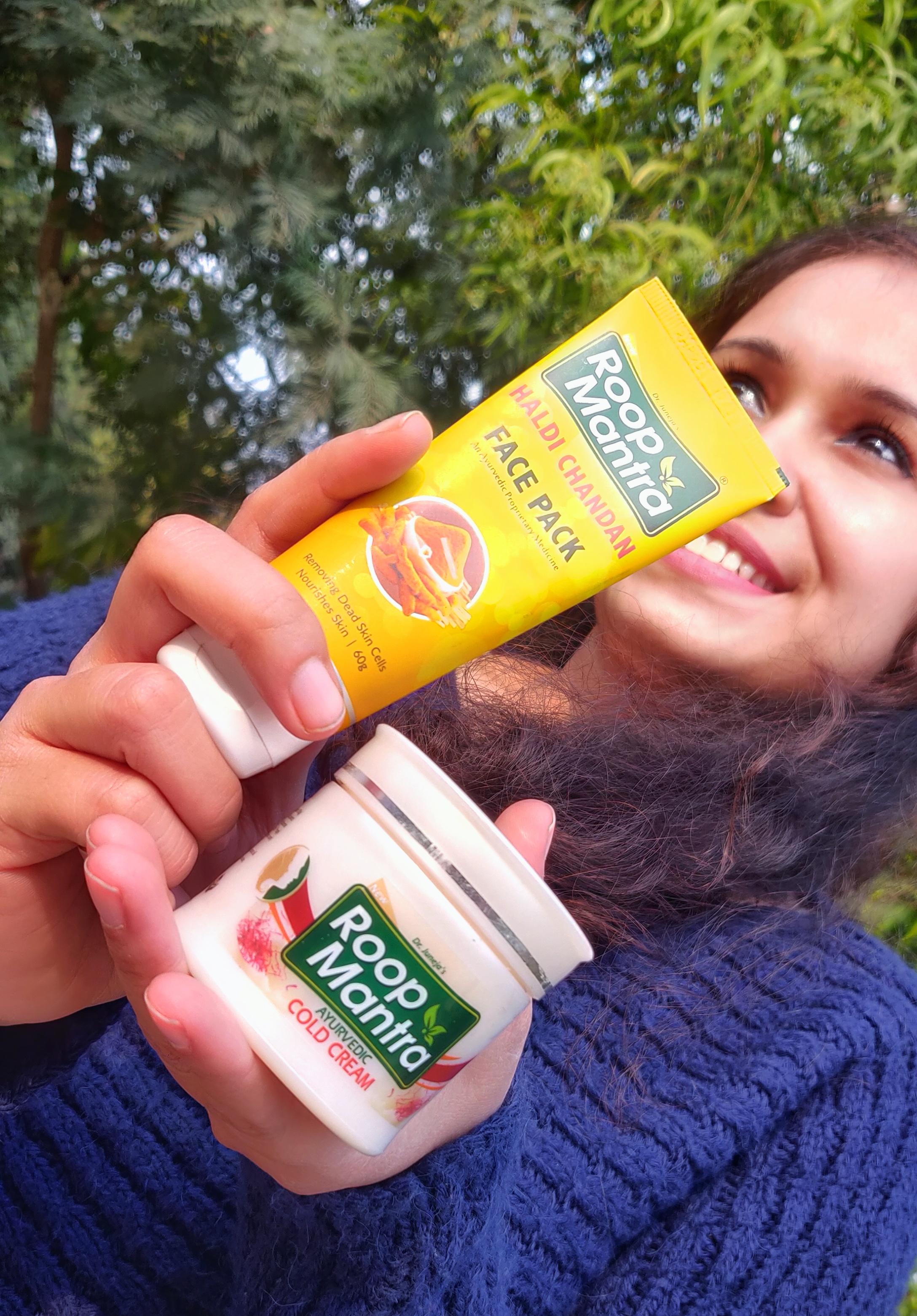 Roop Mantra Cold Cream-Nice-By taniyajoshi13