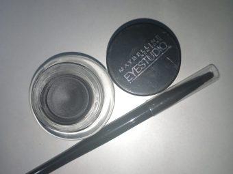 Maybelline Eye Studio Lasting Drama Gel Liner pic 6-Best for People with Oily Eyelids-By radhika_verma